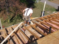 DAN AT COAKLEY-REPLACING ROTTED JOISTS AND PLYWOOD BEFORE THE ROOFERS INSTALL THE ROOF.JPG