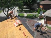 KERRY AND ED AT A RESIDENTIAL ROOF REPLACEMENT.JPG